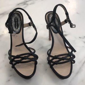 Gorgeous black Elie Tahari  high heel sandals